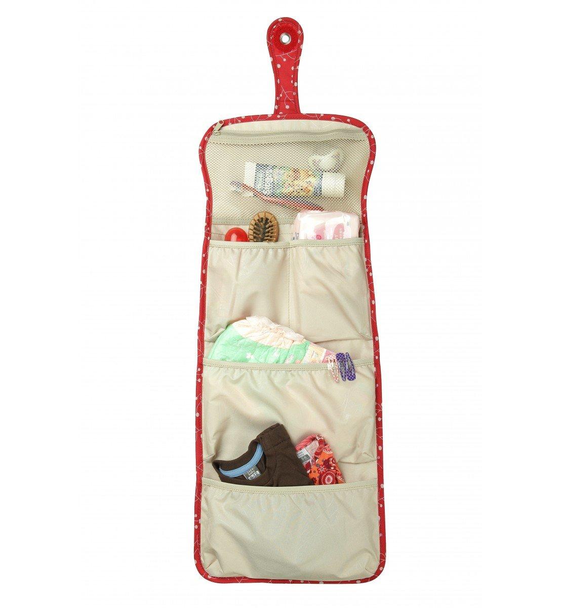 Okiedog Pack A Bag The Clutch Diaper Urban Sumo Dahoma Beige Design Baby Stroller Accessories