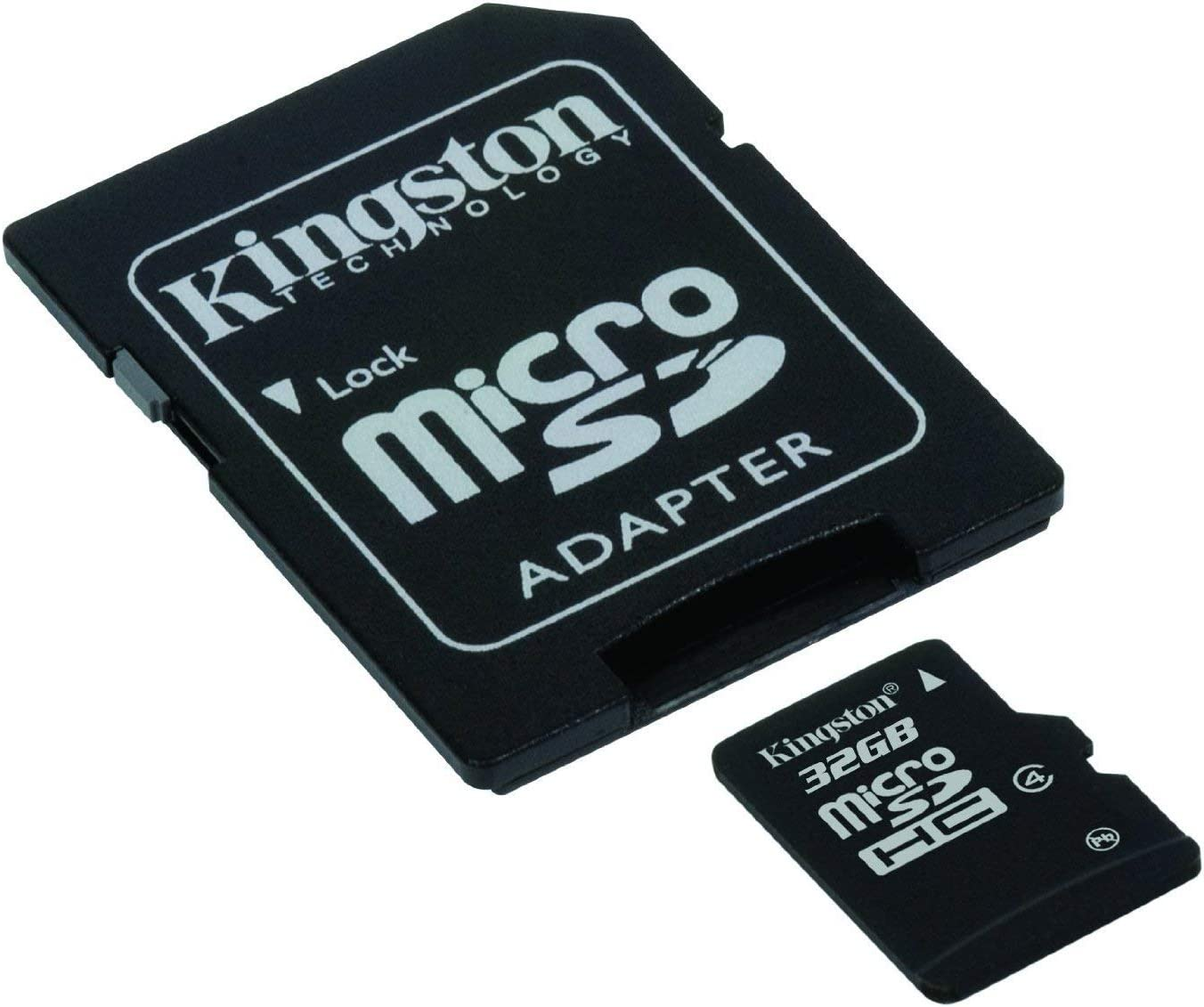 Kingston Industrial Grade 32GB ZTE Star II MicroSDHC Card Verified by SanFlash. 90MBs Works for Kingston
