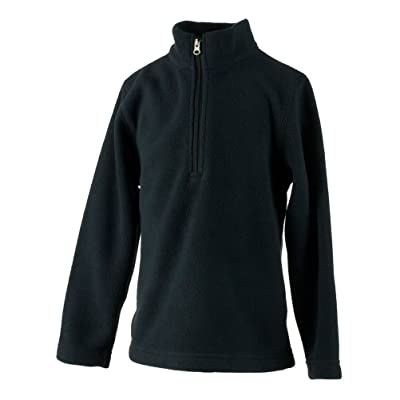 Obermeyer Youth Ultragear 100 Micro Zip Top (Black)