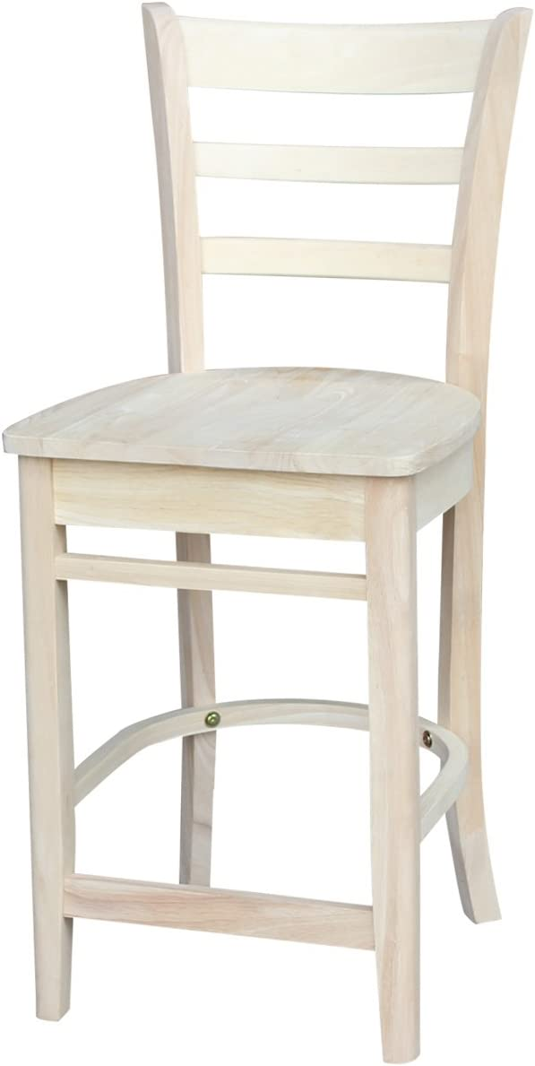 International Concepts Emily Stool Barstool