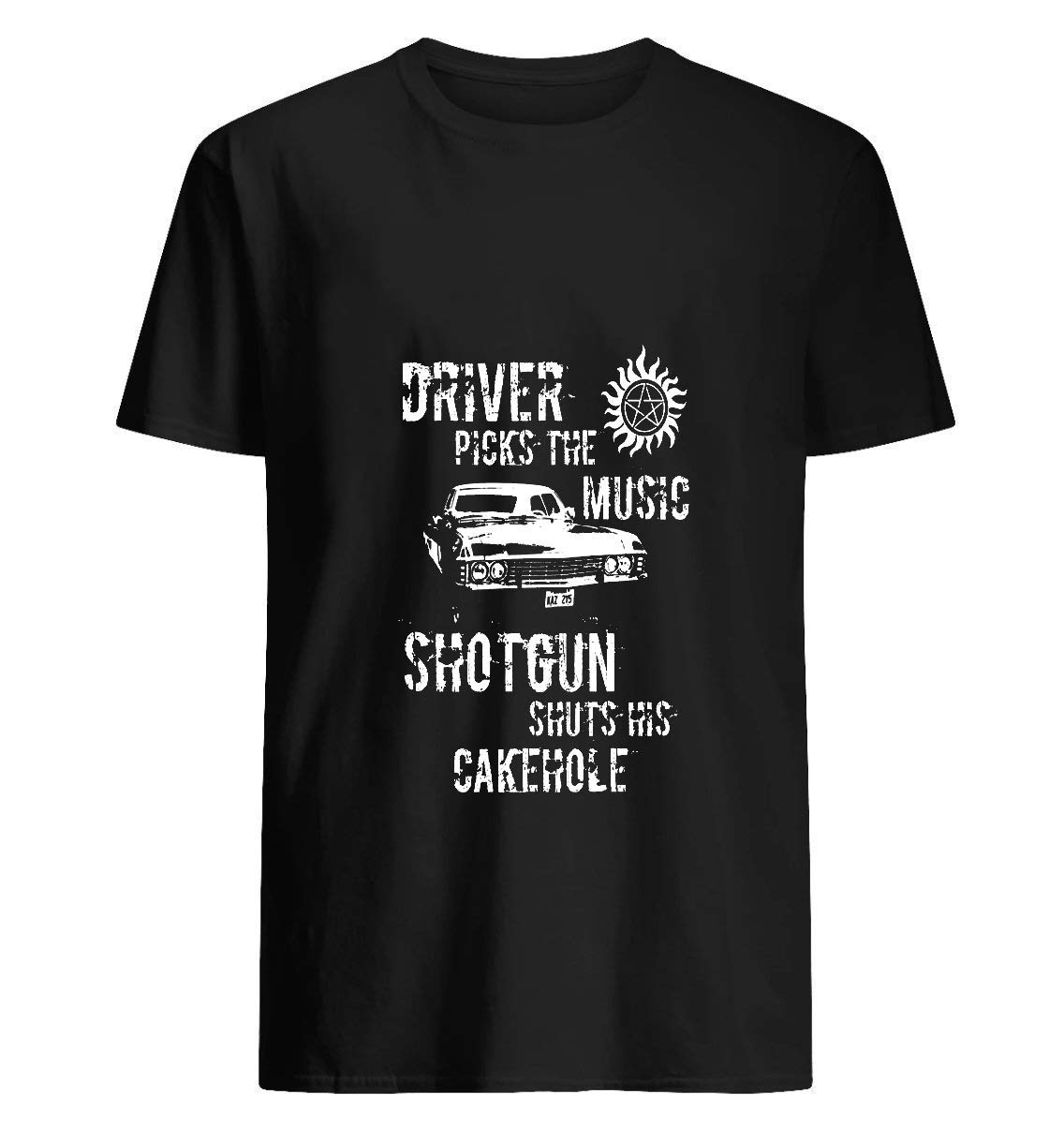 Winchester Driver Driver Picks The Music For Unisex Shirts