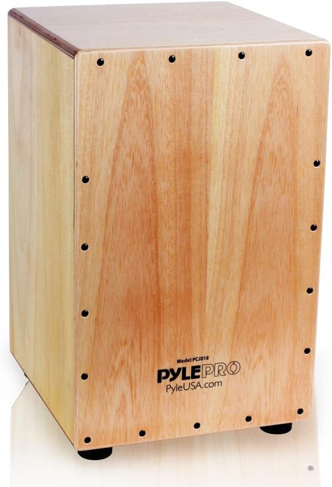 Pyle String PCJD18 Cajon – Best for Beginners
