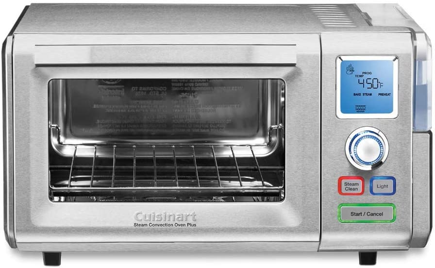 Cuisinart CSO-300N Convection Steam Oven, Stainless Steel Renewed