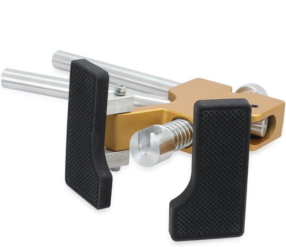 ESYNiC Kit Estrattori Di Ammaccature DellAuto Include 1 Dent Lifter Puller 5 Colla Stick 24 Puller Tab per Riparazione Auto Professionale