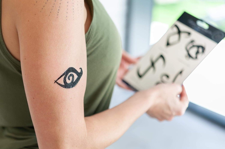 Desconocido Tatuaje Temporal (B-MOVI-275): Amazon.es: Juguetes y ...