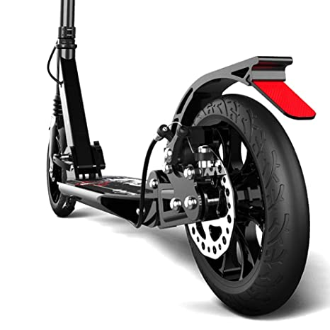 Patinete- Scooter Plegable para Adultos Scooter: 2 Ruedas ...