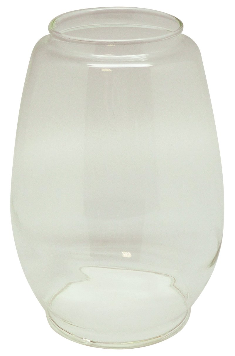 Generic 295Replacement Glass for glass hurricane lantern Tradewinds