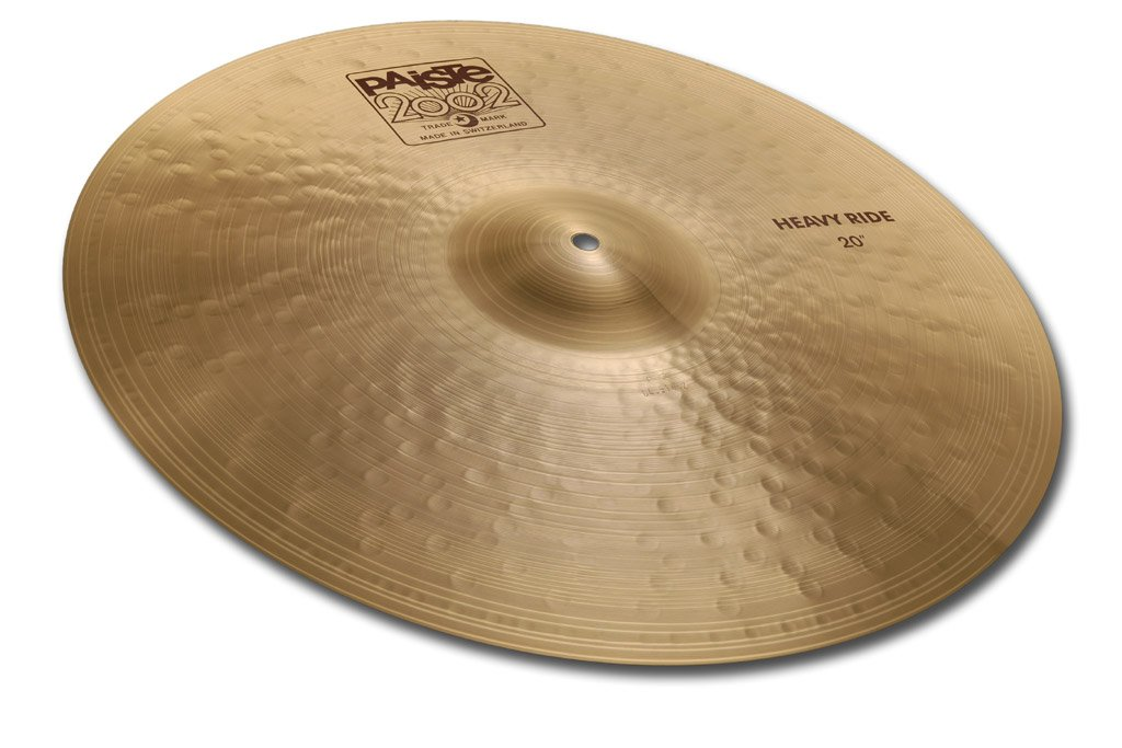 Paiste 2002 Classic Cymbal Heavy Ride 22-inch