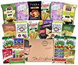 Grocery Gourmet Food Best Deals - Gluten Free and Vegan Healthy Snacks Care Package (27 Pack)