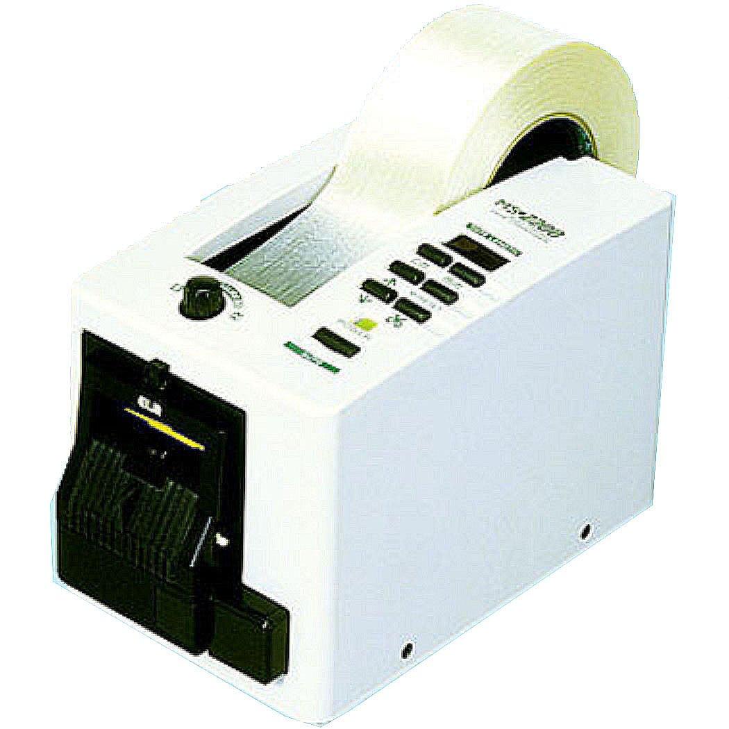 エルム 電子テープカッター ディスペンサー MS-2200 安全ガード+長さメモリー(3種)付き(特許取得) ㈱エクト製 B01A6M4Q42