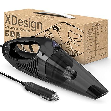 Amazon.com: XDesign - Aspirador de coche con ventosa de alta ...