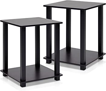 2-Pack Furinno Simplistic End Table
