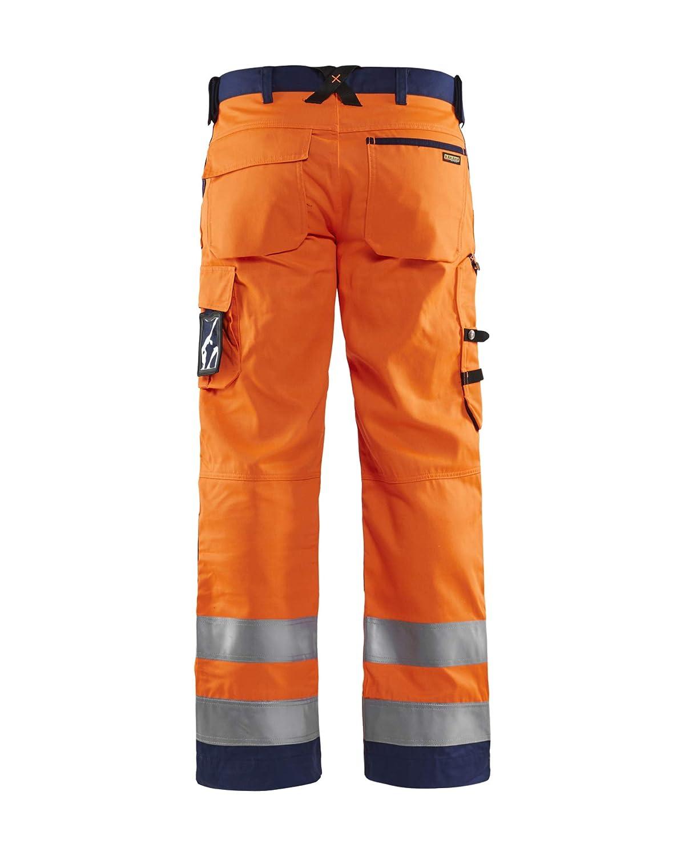 Blaklader Pantalon Haute-Visibilit/é Homme 1566