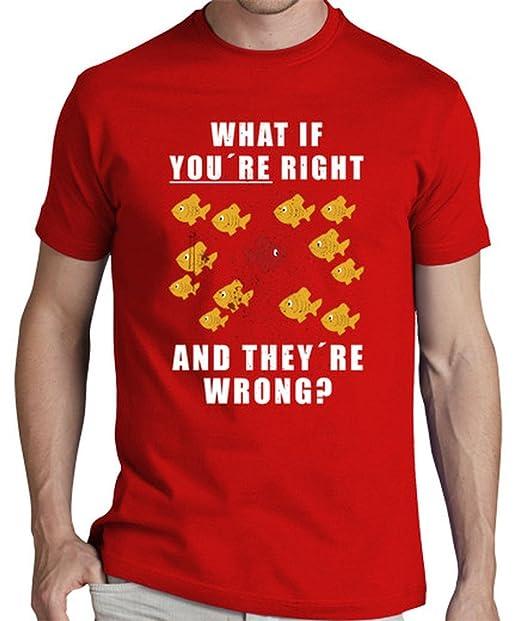 latostadora Camiseta Fargo - Poster Lester Nygaard - Camiseta Hombre clásica, Rojo Talla M: 3coo: Amazon.es: Ropa y accesorios