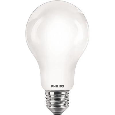Philips Bombilla LED Estándar E27, pack 2 unidades, 11.5 W, luz blanca cálida