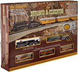 Bachmann Trains Durango and Silverton N Scale Ready to Run Electric Train Set