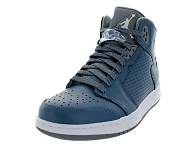 Jordan Prime 5 Men US 10 Blue Basketball Shoe  Amazon.co.uk  Shoes ... 23699340c78a