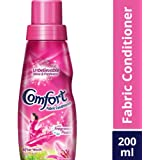 Comfort Lily Fresh Fabric Conditioner Bottle 200 ml