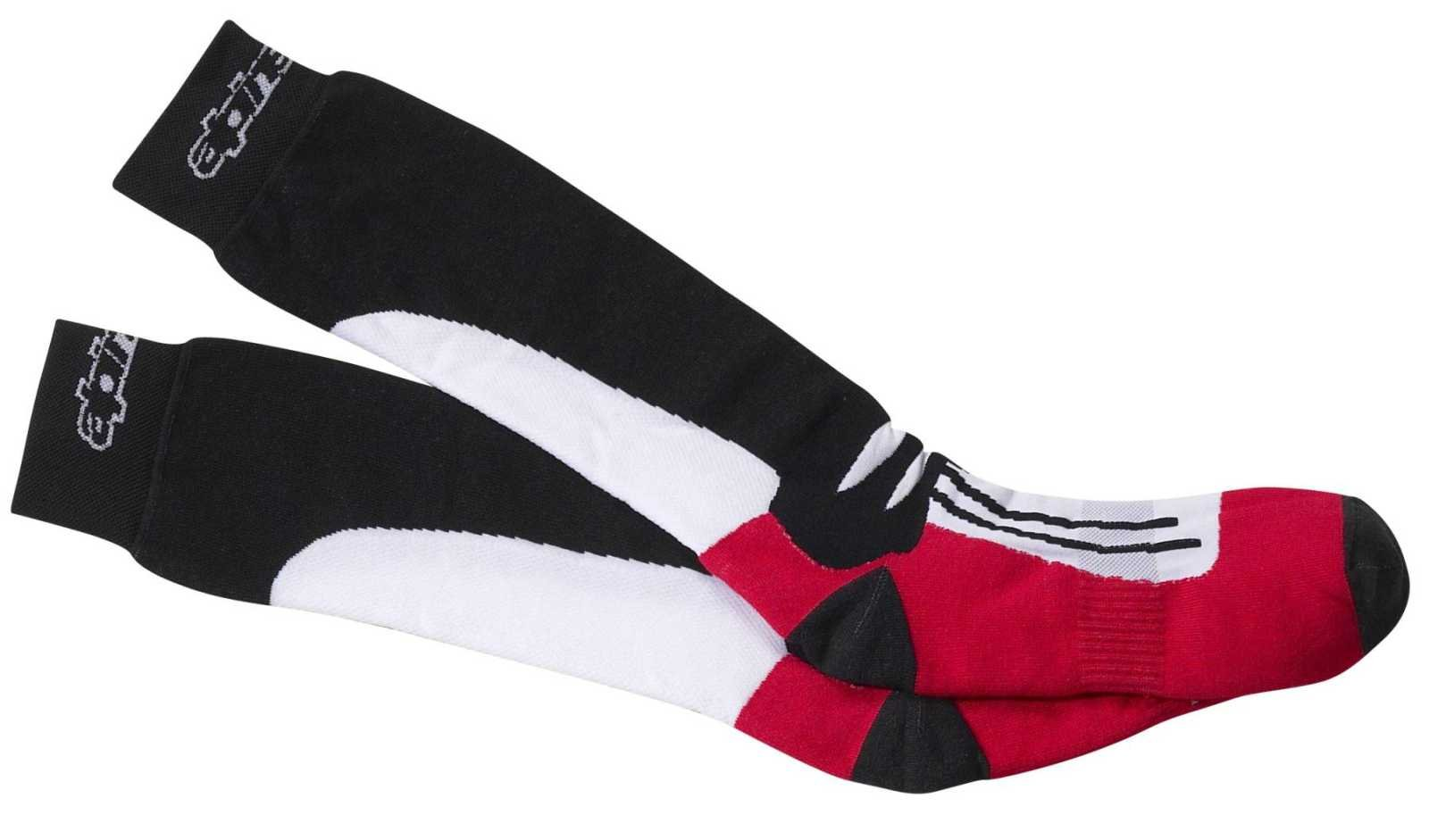 Alpinestars Road Racing Summer Socks , Size: Sm-Md, Gender: Mens/Unisex, Primary Color: White 4703111-30-SM