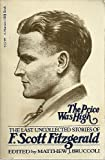 The Price Was High, F. Scott Fitzgerald, 0156738724