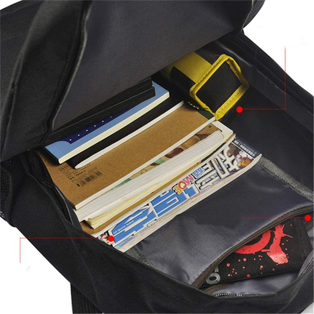 Sac Scolaire Tendance Backpack Cartable Cosstars Fairy Tail Anime Sac /à Dos