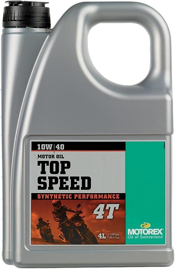 Motorex Top Speed 4t 10w 40 Auto