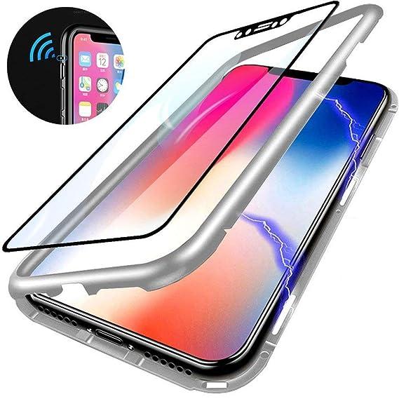 559b82ff663 Amazon.com  Xiaomi Redmi Note 7 Pro Magnetic Adsorption Case