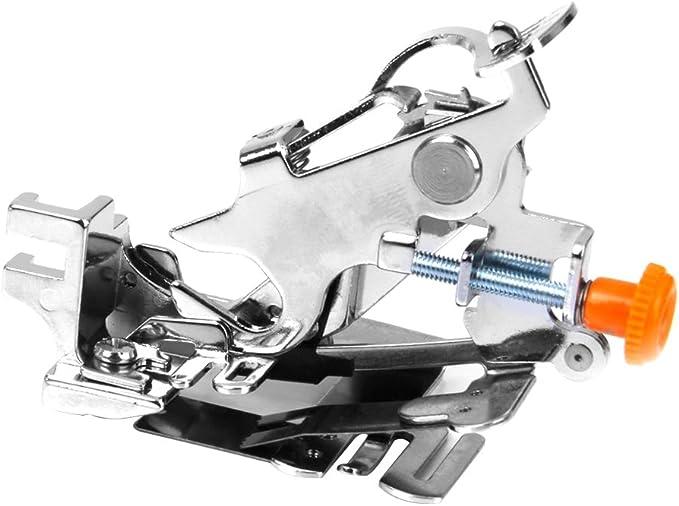 WINOMO Plissage puntada para máquina de coser domésticas: Amazon.es: Bricolaje y herramientas