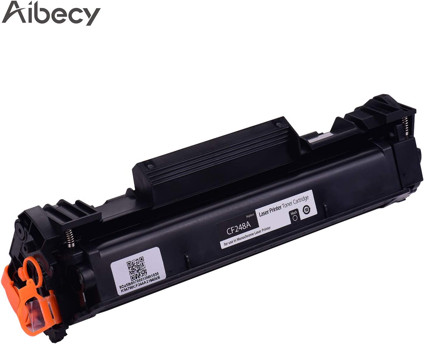 Aibecy Compatible Toner Cartridge Replacement for HP CF248A 48A Toner with Chip Compatible with HP Laserjet Pro MFP M28a M28w M17a M17w M15a M15w M14a M14w Printer