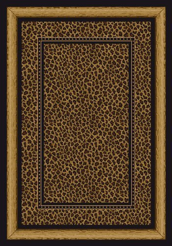 Milliken Signature Collection Zambia Rectangle Area Rug, 5'4