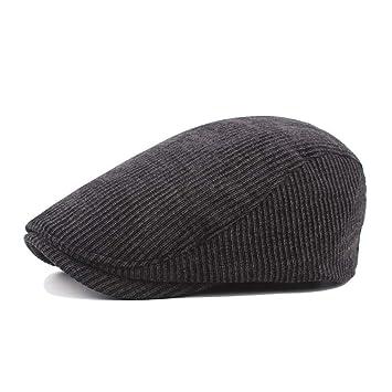 2019 Hat, Sombrero de Hombre Gatsby Irlandés Gorra de Pato con ...