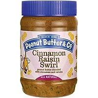 Peanut Butter & Co. - 自然花生酱与切好的花生咬嚼时间巨大大片断 - 16盎司
