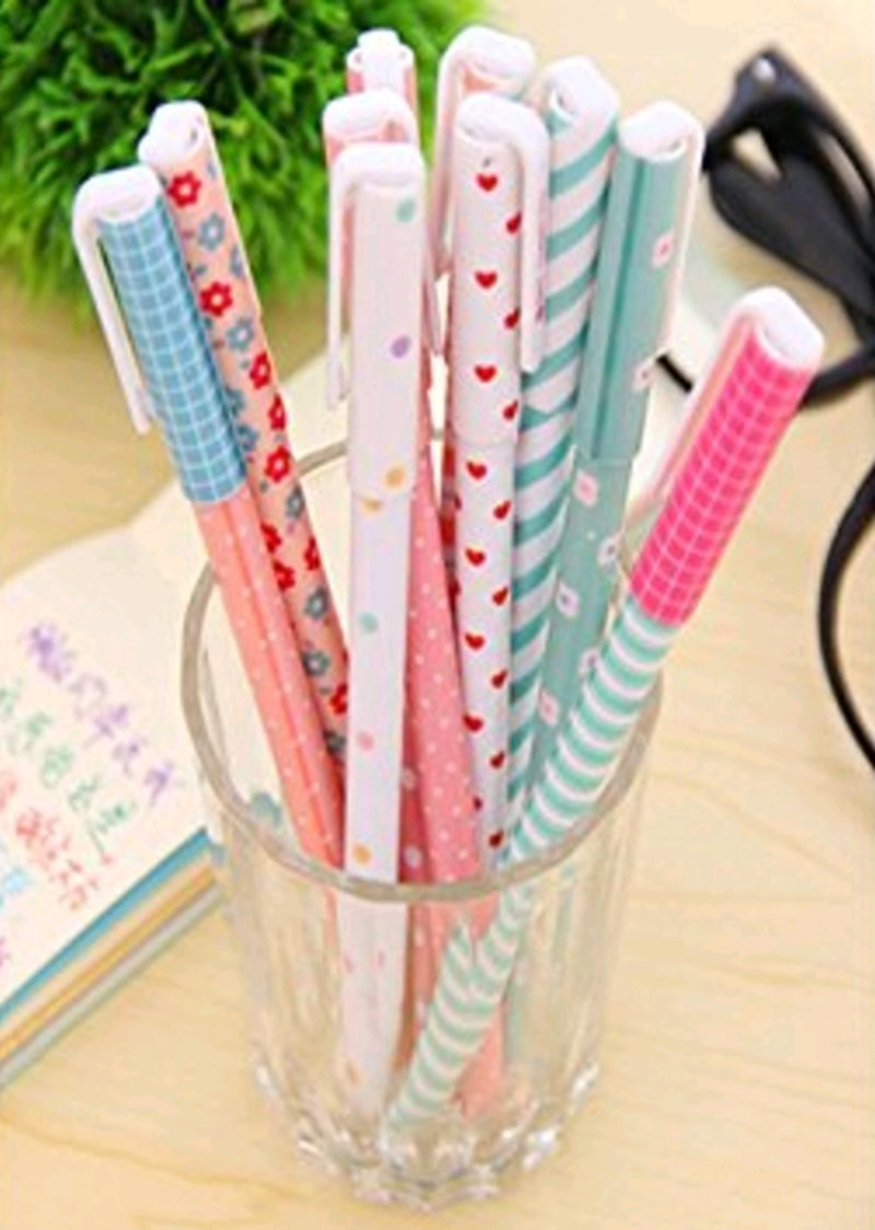 Painting and Writing Drawing Sketching Westeng 12Pcs Children Student Multicolor Pens Set Drawing Pens Colorful Ink Pens for Coloring book