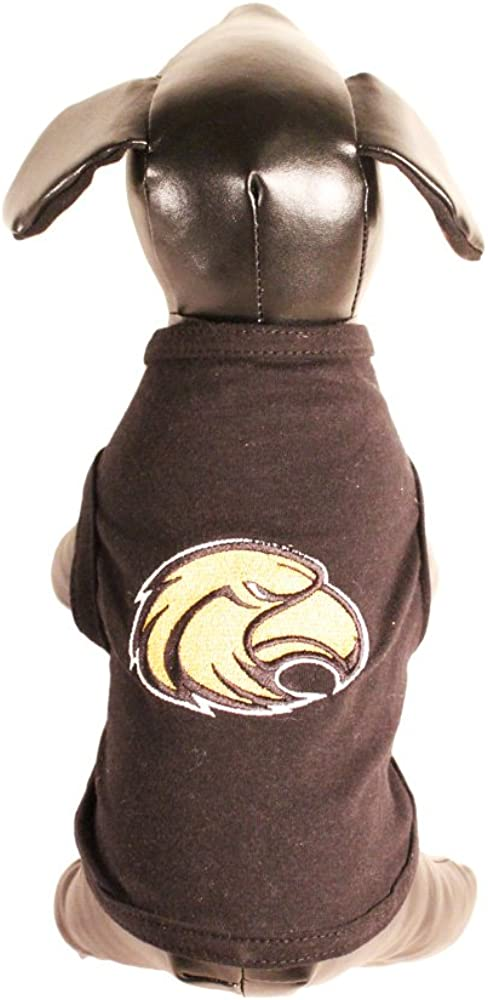 NCAA Southern Mississippi Golden Eagles Cotton Lycra Dog Tank Top