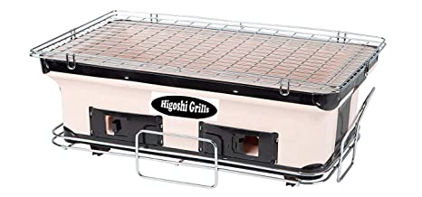 Ians Emporium HIGOSHI - Mini Parrillas de carbón para ...