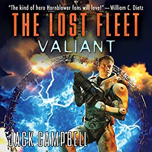 The Lost Fleet: Valiant Audiobook