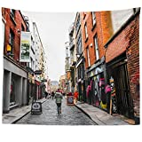 Westlake Art - Everyday Ireland - Wall Hanging Tapestry - Picture Photography Artwork Home Decor Living Room - 68x80 Inch (0017E)