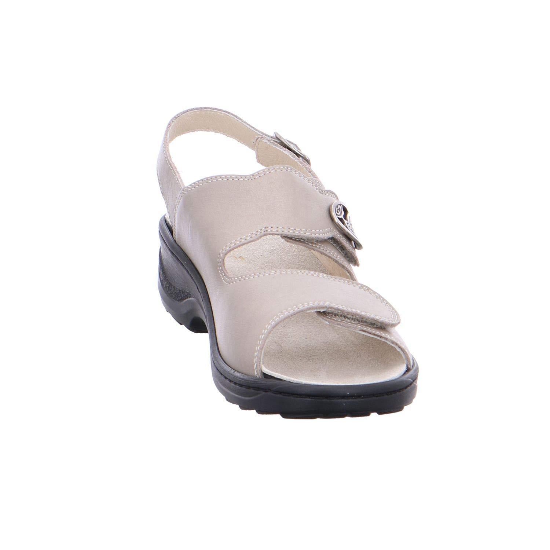 Fidelio Damen Sandaletten Sandaletten Sandaletten Weite H 23441-02 beige 395903  29ea05