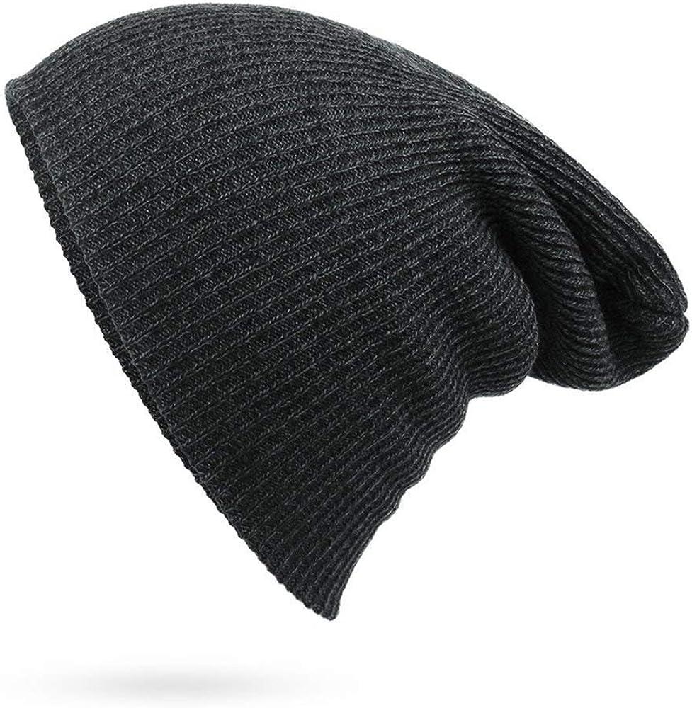 Sombrero De Punto para Rayas Diseño Hombre De para Modernas Casual ...