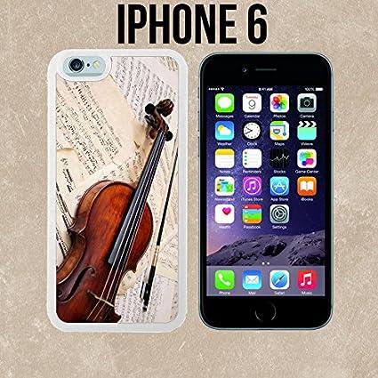 coque iphone 6 violon