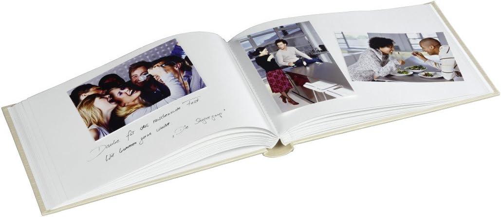30 x 20//60 cm Hama 00002001 2-in-1 Foto /álbum Anzio