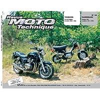 Revue moto technique, n° 94 : Yamaha chappy LB 50/Kawasaki zephyr 750