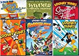 Looney Tunes Golden Collection 8-Film Mega Pack Looney Tunes Spotlight Collection 8/ Looney Tunes Super Stars: Sylvester & Hippety Hopper - Marsupial Mayhem/ Looney Tunes Show Fun: Season 1 Vol 1, 2&3