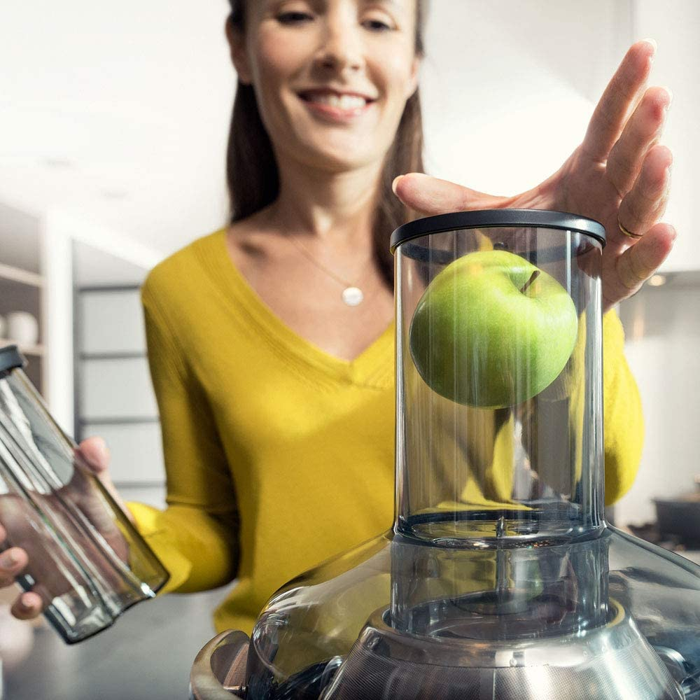 Philips HR1918/81 Avance Collection Juicer, 1 Litre, 1000 W Grey