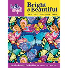 Hello Angel Bright Beautiful Jumbo Design Collection For Artists Crafters Craft Pattern