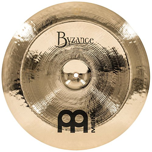 Meinl Cymbals B18CH-B Byzance 18-Inch Brilliant China Cymbal (VIDEO)