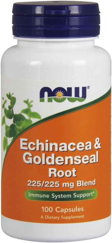 Echinacea & Gold…