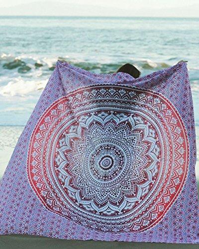 Amazon Com Sultan Handicrafts Indie Pop Mandala Tapestry Bedding