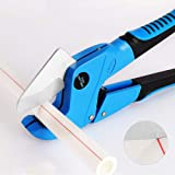ALHXGUSLO PVC Pipe Cutters Tube Cutter for