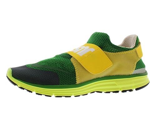 Nike Mens Lunarfly 306 Pine Green Tour Yellow Volt White 644395-300 ... a77342c5d